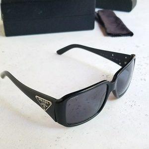 Black Prada Sunglasses - spr16L